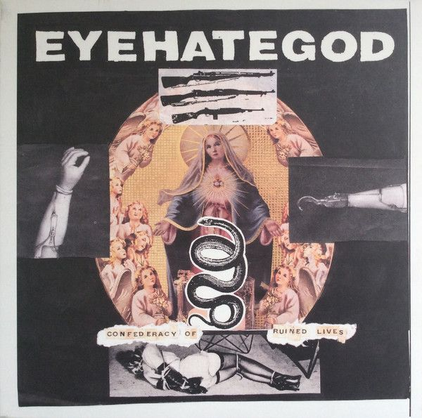Eyehategod Confederacy Of Ruined Lives Colored Vinyl