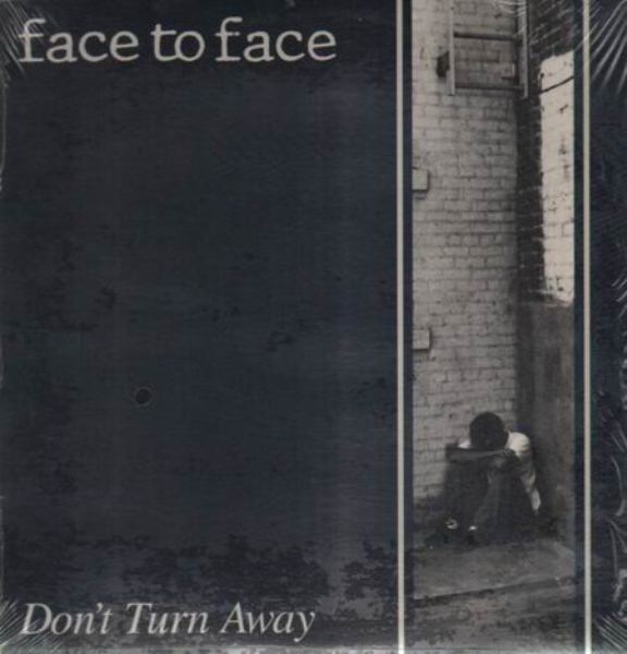 Face To Face Don T Turn Away Colored Vinyl