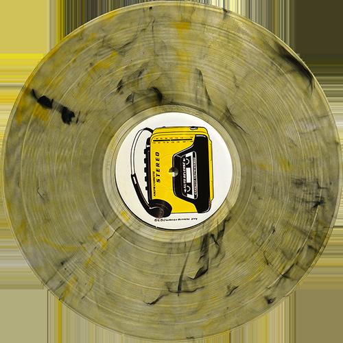Fairmounts Kiddo Colored Vinyl