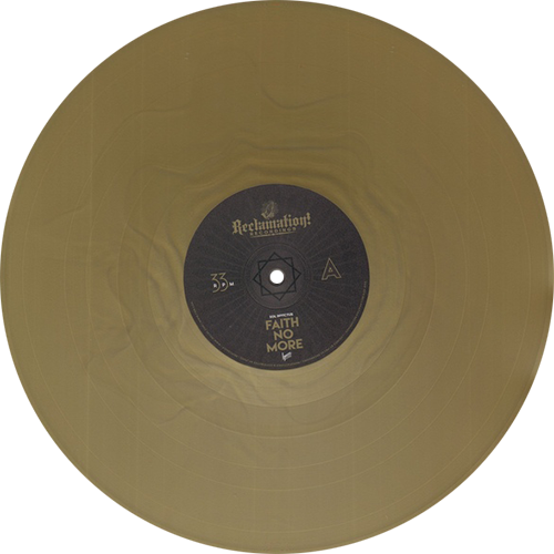 Faith No More Sol Invictus Colored Vinyl