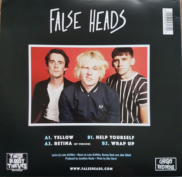 False Heads - Less Is Better