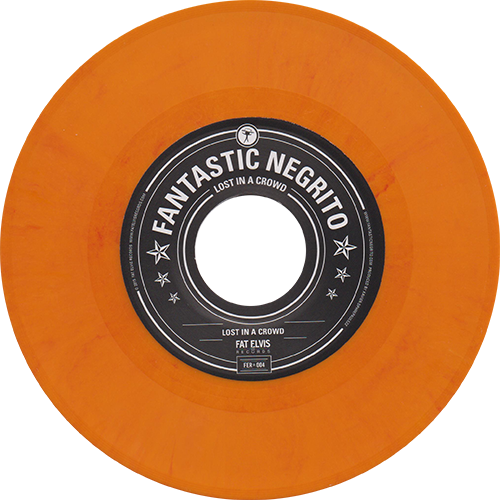 Fantastic Negrito Lost In A Crowd Colored Vinyl