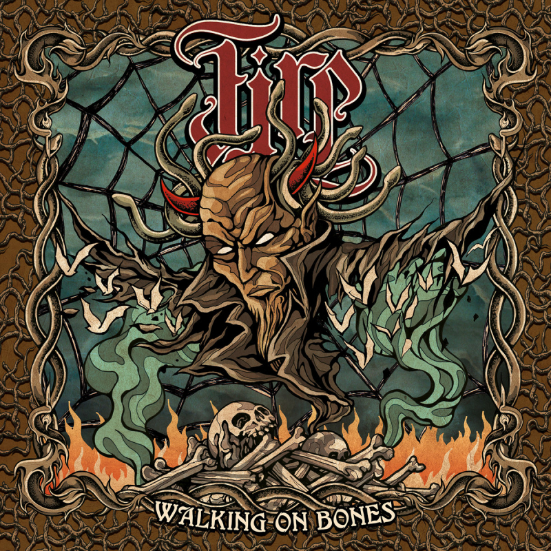 Fire - Walking On Bones