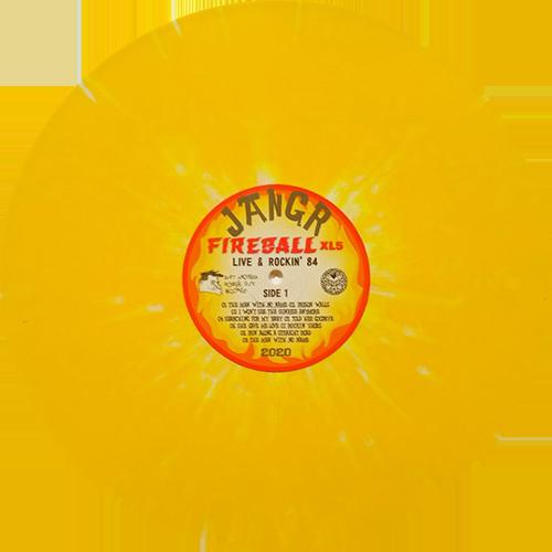 Fireball XL5 - Live & Rockin '84
