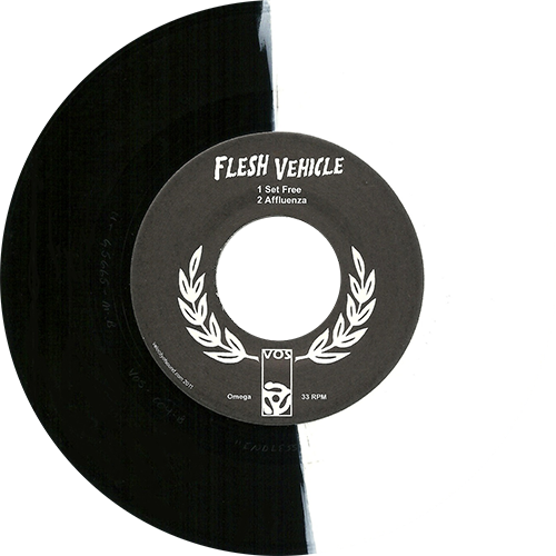 Flesh Vehicle The Set Free Ep Colored Vinyl