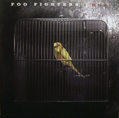 Foo Fighters Doa Colored Vinyl