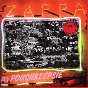 Frank Zappa In Poughkeepsie Colored Vinyl