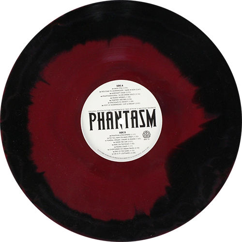 Fred Myrow & Malcolm Seagrave - Phantasm (Original Motion Picture Soundtrack)