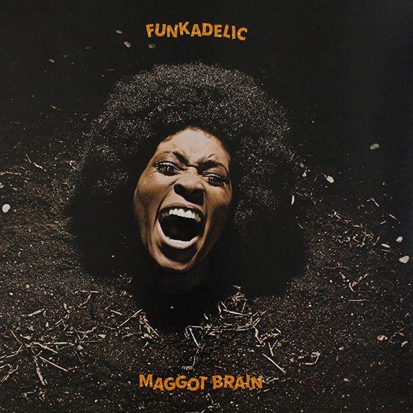 Funkadelic Maggot Brain Colored Vinyl