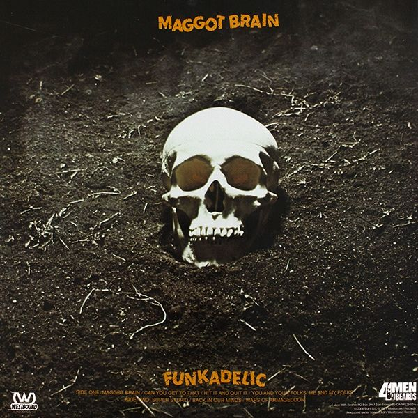 Funkadelic -Maggot Brain