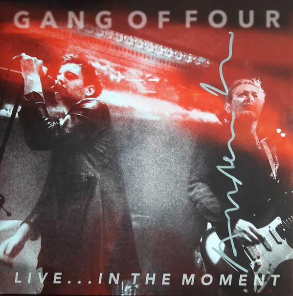 Gang Of Four - Live ... In The Moment