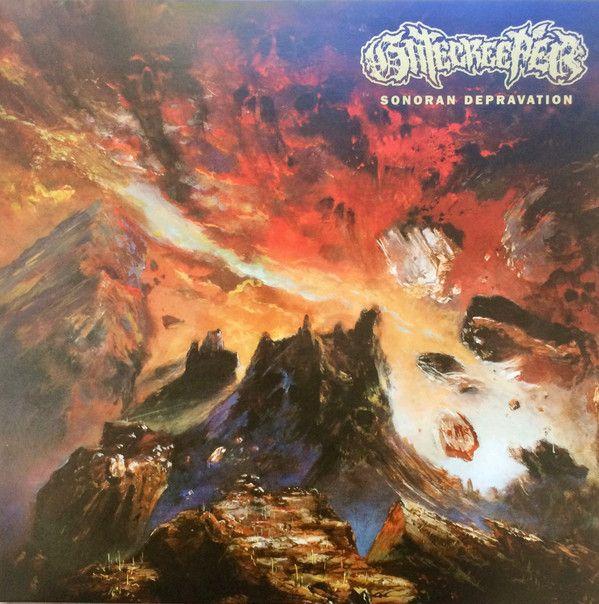 Gatecreeper Sonoran Depravation Colored Vinyl
