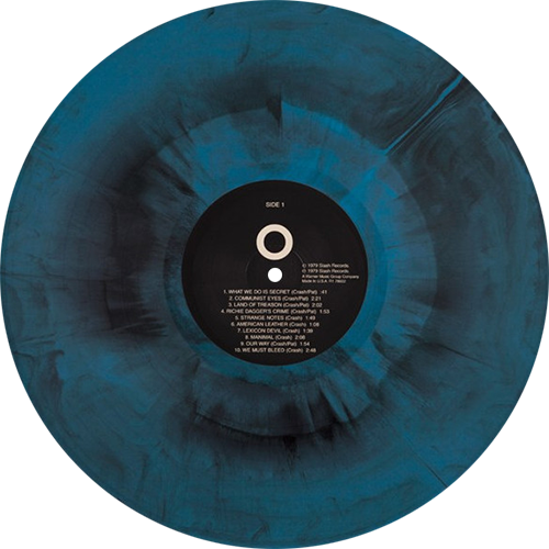 Germs Gi Colored Vinyl