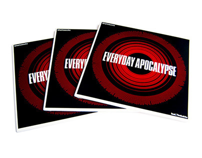 Ghettosocks - Everyday Apocalypse / I'll Be Your Dog