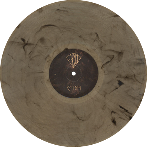 Ghold Of Ruin Colored Vinyl