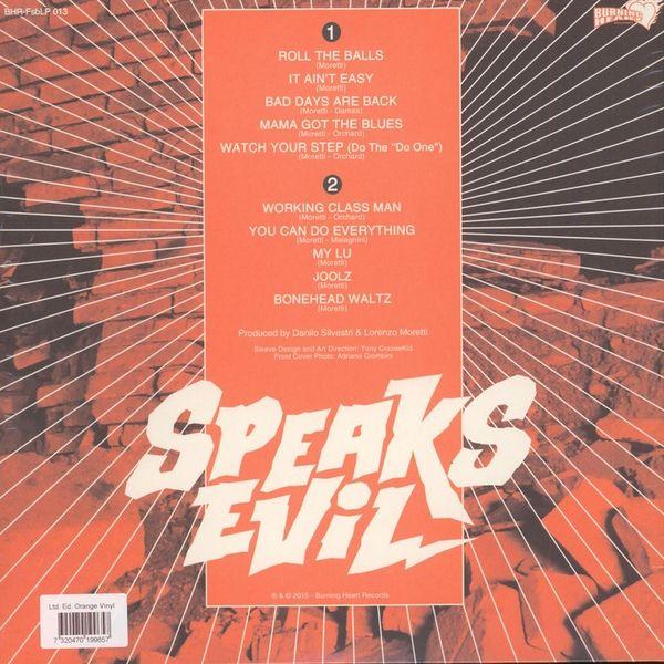 Giuda  -Speaks Evil