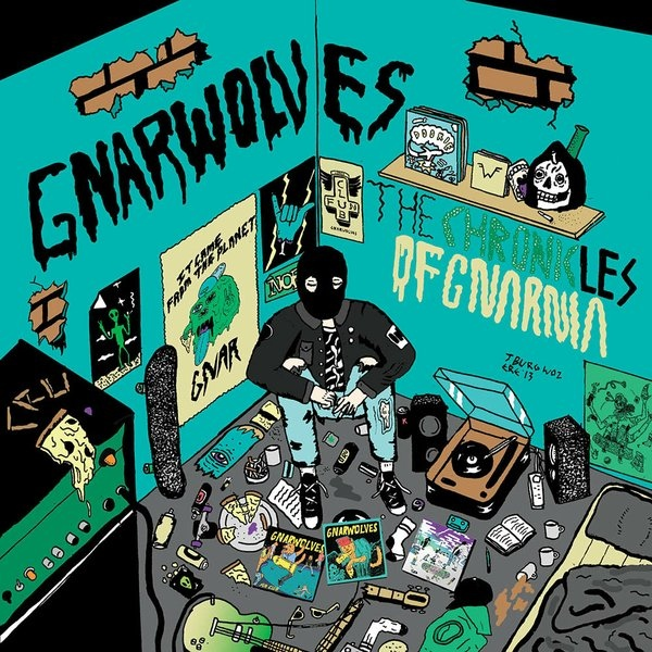 Gnarwolves Chronicles Of Gnarnia Colored Vinyl