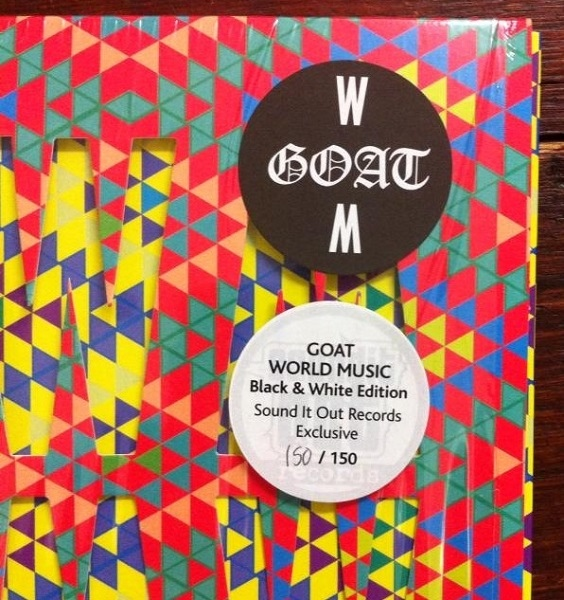 Goat -World Music