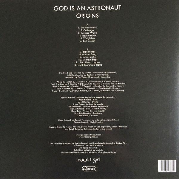 God Is An Astronaut -Origins