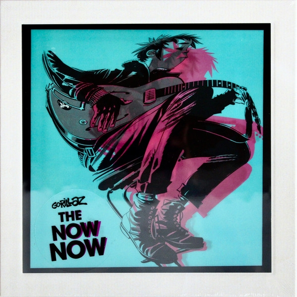 Gorillaz -The Now Now
