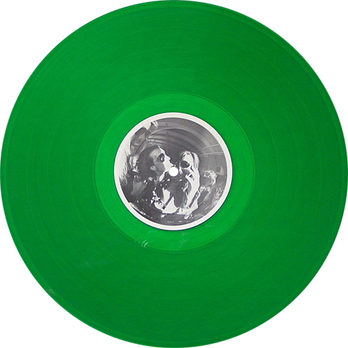 Green River Rehab Doll Colored Vinyl