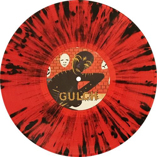 Gulch -Burning Desire To Draw Last Breath / Demolition Of Human Construct