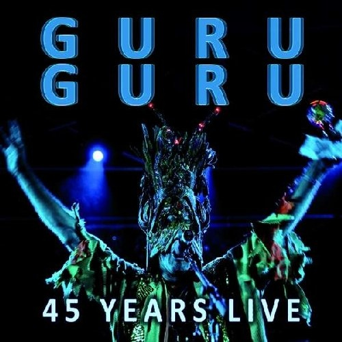 Guru Guru 45 Years Live Colored Vinyl