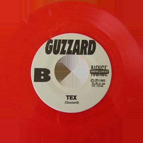Guzzard -Glued