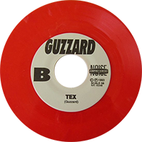 Guzzard -Glued