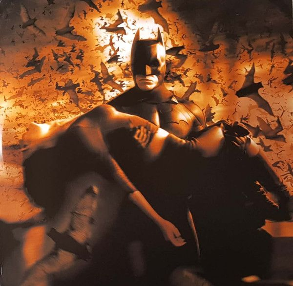 Hans Zimmer & James Newton Howard -Batman Begins: Original Motion Picture Soundtrack