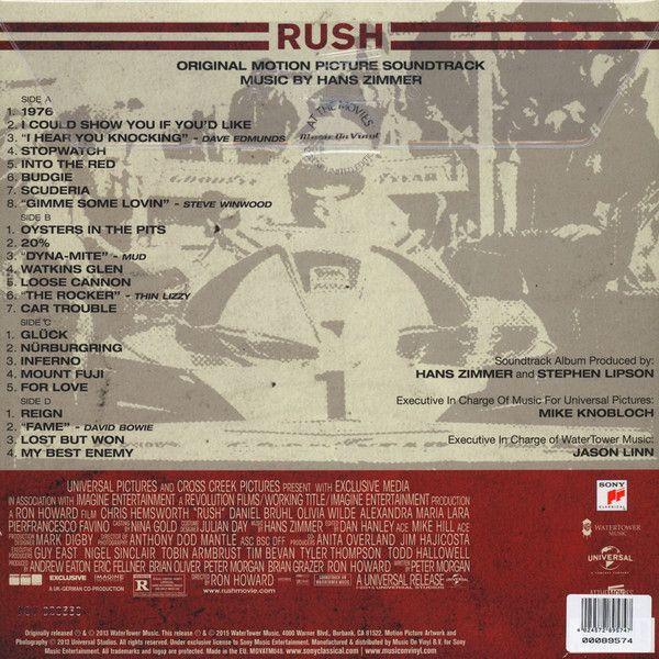 Hans Zimmer - Rush
