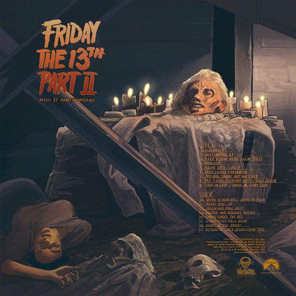 Harry Manfredini -Friday The 13th Part II