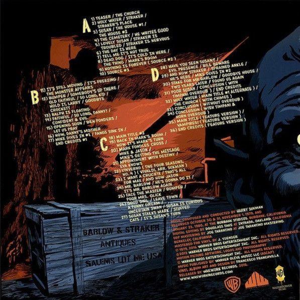 Harry Sukman - Salem's Lot (Original Television Soundtrack)