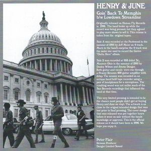 Henry And June - Goin' Back To Memphis