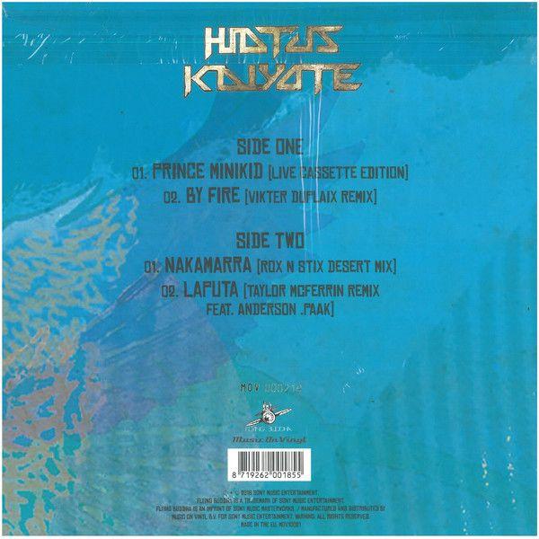 Hiatus Kaiyote - Recalibrations Vol.1