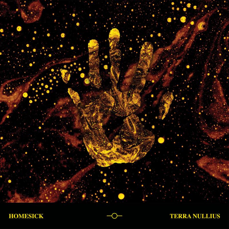Homesick Terra Nullius Colored Vinyl
