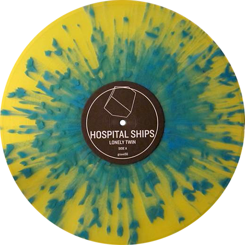 Hospital Ships -Lonely Twin