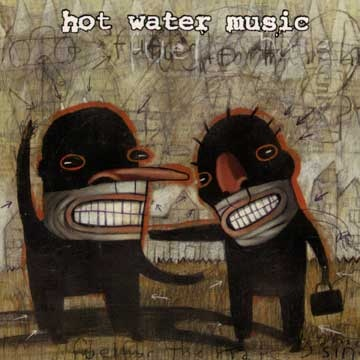 Hot Water Music Fuel For The Hate Game Colored Vinyl