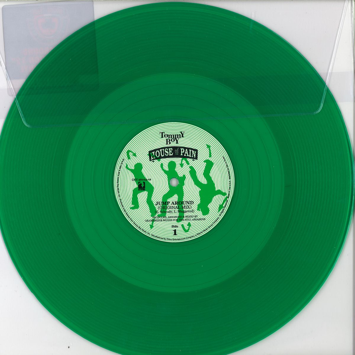 House Of Pain Jump Around Colored Vinyl
