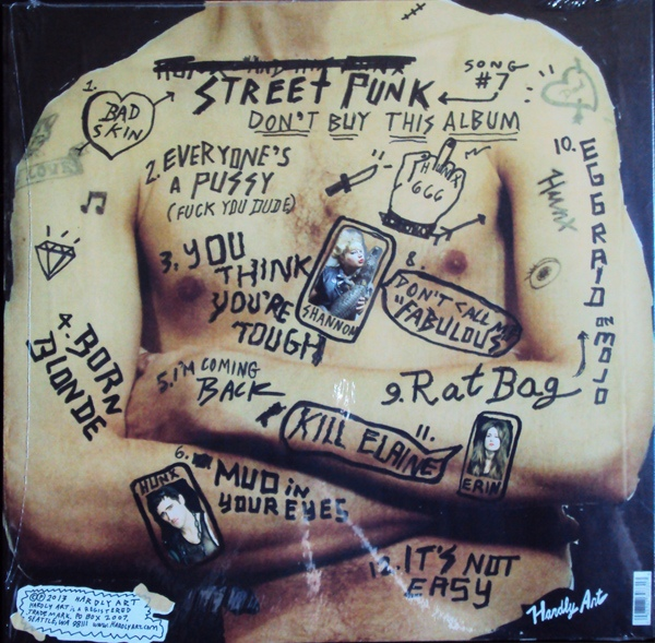 Hunx And His Punx - Street Punk
