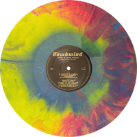 Hawkwind - Victim Of Sonic Attack! (London, December 30th, 1972)