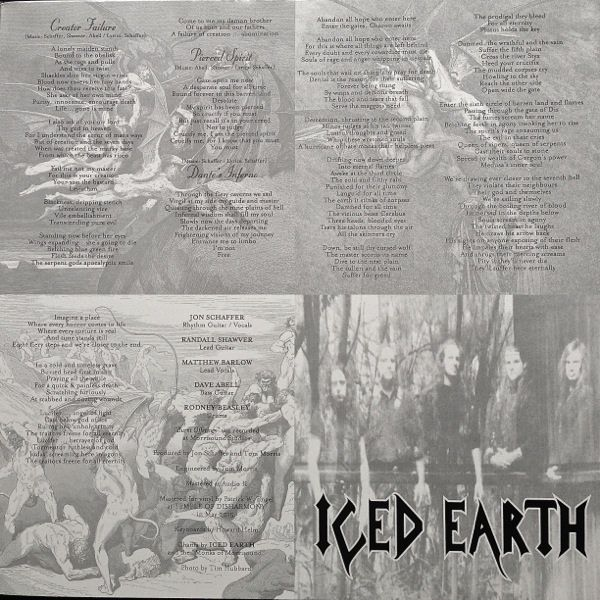 Iced Earth -Burnt Offerings
