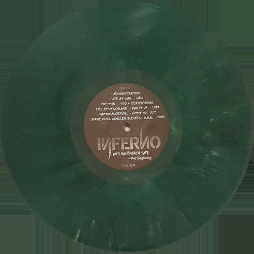Inferno  - Anti-Hagenbach Tape - The Beginning