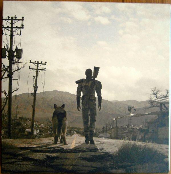 Inon Zur Fallout 3 Original Game Soundtrack Colored Vinyl