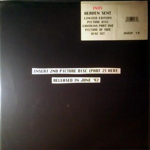 INXS - Heaven Sent