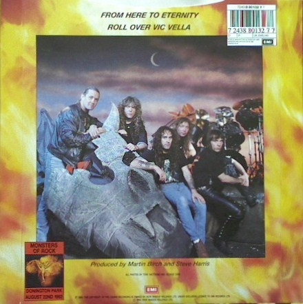 Iron Maiden -From Here To Eternity