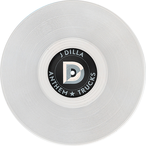 J Dilla Anthem Trucks Colored Vinyl