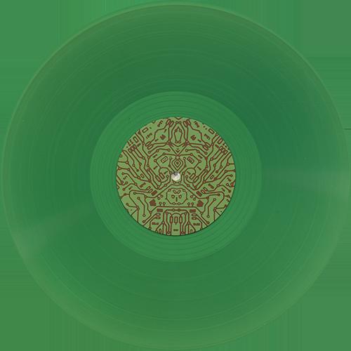 J Dilla Dillatronic 2 Colored Vinyl