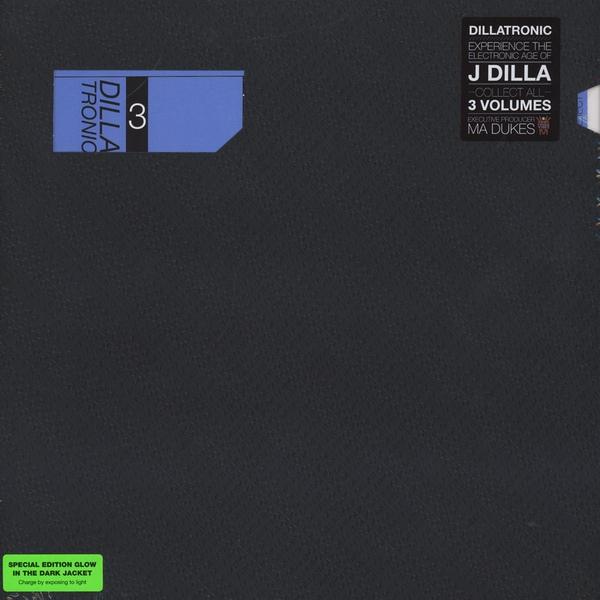 J Dilla - Dillatronic 3