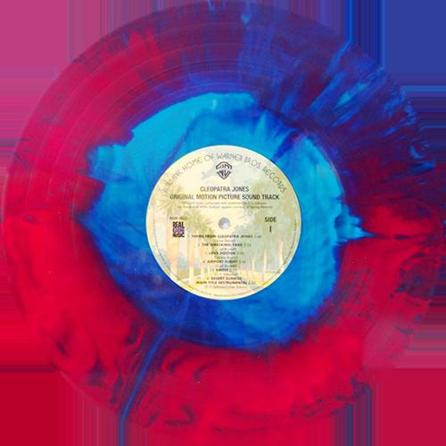 J.J. Johnson & Joe Simon -Cleopatra Jones (Original Sound Track From The Motion Picture)